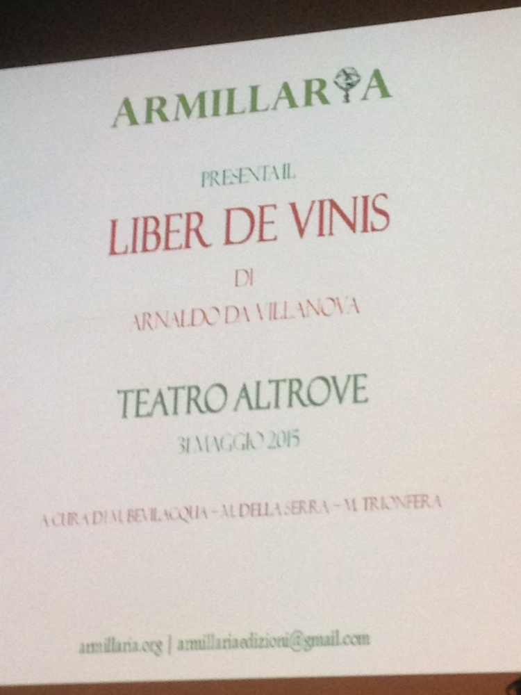 Writing About Wine... Since 1300!!! (3/6)