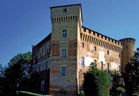 The Roero family castle in Monticello (www.roerodimonticello.it)