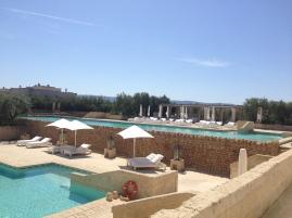 Pools abound...