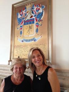 With Daria Garofoli